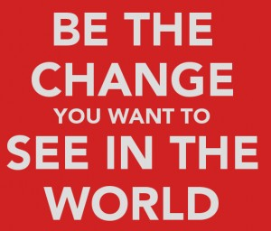 inspirerende quotes inspirational quotes citas de inspiración be the change you want to see in this world