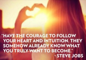 inspirerende quotes inspirational quotes citas de inspiración have the courage to follow your heart